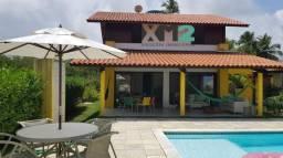 Casa na Praia Mamucabinha 5 suítes - Ref. CS126L