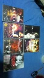 DVDs originais Diante do Trono