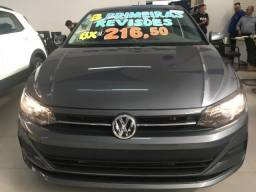 Vw - Volkswagen Virtus MSI Manual 2019/20 Cor sólida R$60.990,00