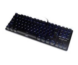 Teclado Gamer Sapphire SP12 Mecanico LED Azul