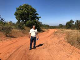 4000 hectares, lavoura, pecuária, Primavera do Leste-MT