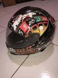 Vendo capacete MT helmets usado