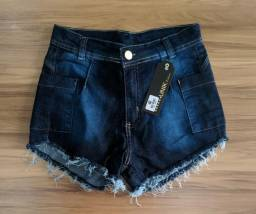 Shorts jeans feminino ATACADO R$29,90