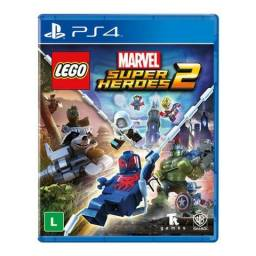 Jogo Lego Marvel Super Heroes 2 PS4
