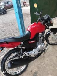 Vendo essa ou troco essa moto Honda telefone para contato * - 2017