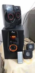 Home Theater Bluetooth/Rádio