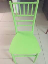 Cadeira Tifanny , varias cores , pronta entrega