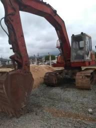 Escavadeira Poclain 88