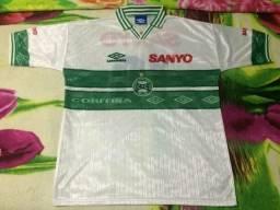 Camisa do Coritiba ano 1995 original Umbro