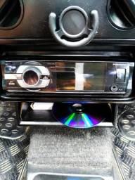 Vendo rádio Dvd