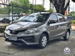 Etios X Sedan 1.5 Flex 16V - 4P Mec. (Ano 2018) - Leia o anuncio!!! - 2018