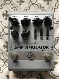 NIG Amp Simulator Distorção