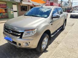 Ranger XLT 4x4 Diesel Automática 2014 - 2014