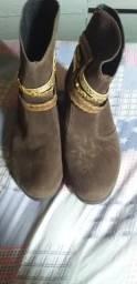 Vendo bota chelsea de marca Moleca n 38