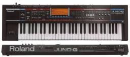 Teclado Roland Juno-G Sintetizador e Studio - Pouquíssimo Uso