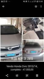 Honda Civic Urgente - 2013