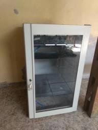 Rack servidor 23 U piso desmontavel + acessorios completo