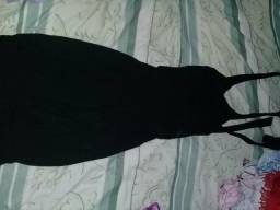 Vestido novo preto ,tamanho p