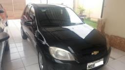 Vendo Celta 2012 Completo- IPVA pago-Manual e Chave Reserva - 2012