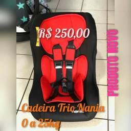 Cadeiras Automotivas - N A N I A Convencional