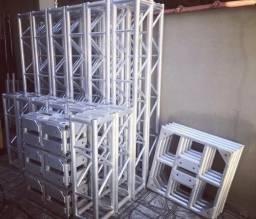 Treliça de alumínio L-30 Feeling structures