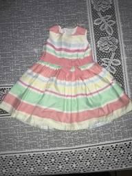 Vestido infantil lindo