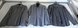 Calças cintura 42 e camisas n° 3 masculina