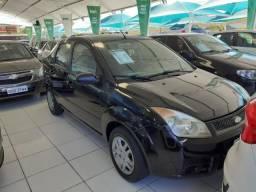 Fiesta Sedan 1.6 2008 completo com Zero de entrada. - 2008