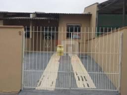 Casa com 2 dormitórios à venda e locação, 50 m² - espinheiros - itajaí/sc
