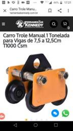 Troler CSM 1 tonelada novo