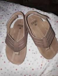 Sandália infantil cartago