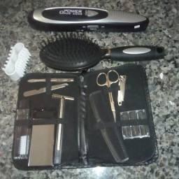 Escova Calvice Laser Hair Grow Contra Queda De Cabelo