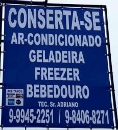 Atenção! Consertamos na sua casa ou empresa !!!