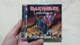 CD Iron Maiden, Maiden England '88 (duplo)