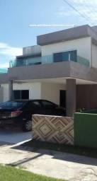 Casa Cond. Fechado, Na Serraria, 4/4, 3 suítes, nascente, móveis planejados, 2 vagas