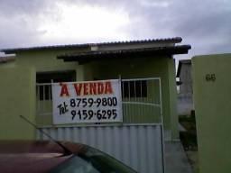 Alugo casa no Loteamento Porto Brasil, Bela Vista, Macaiba