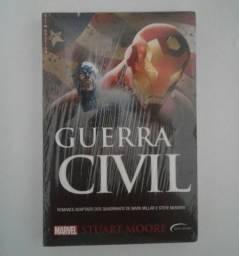 Livro adaptado de Guerra Civil (Marvel)