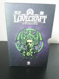 Box H.P Lovecraft - Os melhores Contos