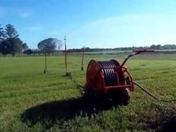 Conjunto Irrigat 120 metros ( Carretel e Canhão) produto novo