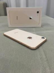 IPhone 8 64Gb / GOLD / IMPECÁVEL