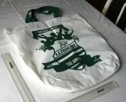 Colecionável - Sacola Ecológica do Time de Futebol Associação Atlética Francana