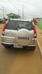 Honda crv automático - 2006
