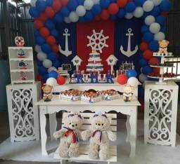 Decoração de festas