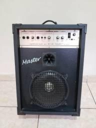 Amplificador de som Master MU140