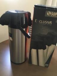 Garrafa de café Soprano nova