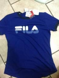 Vendo camisa fila horiginal 50 reais.um