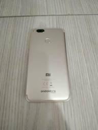 Xiaomi MiA1 Dourado - Excelente Estado