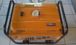 Gerador a Gasolina 5500 220V ou 380V