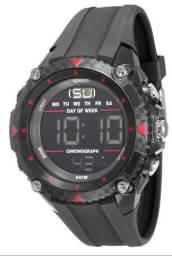 Relógio Speedo Sport Life Cronômetro Alarme 81072g0egnp1