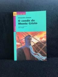 O conde de Monte Cristo, paradidático Semi novo